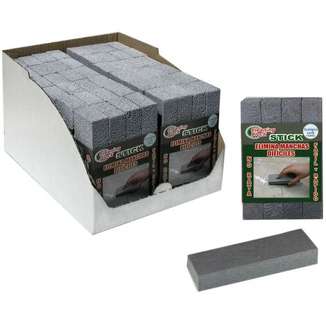 PACK 12X4 CLEANING BLOCK STICK PROFESIONAL