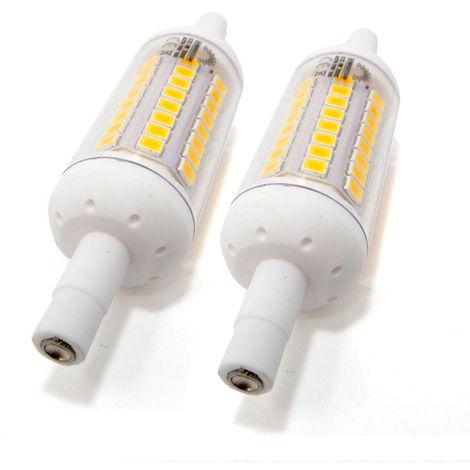 Pack 2 Bombillas LED Bajo Consumo MILAN R7S