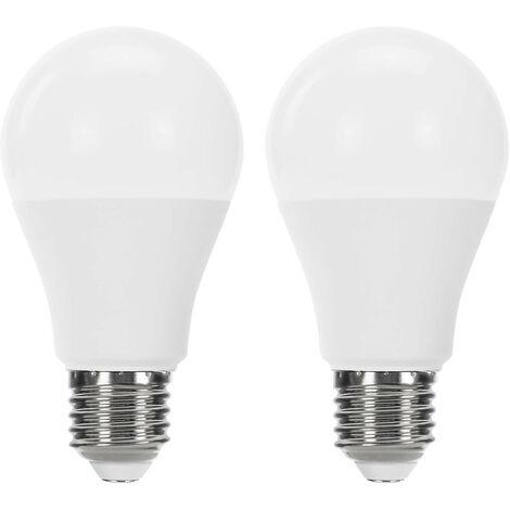 Pack 2 Bombillas LED Estándar E27 11W Equi.75W 1055lm Raydan Home