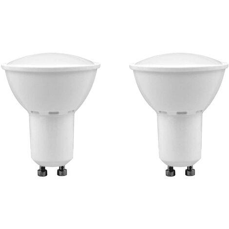 Pack 2 Bombillas LED Spotlight GU10 8W Equi.60W 700lm 25000H 7hSevenOn LED