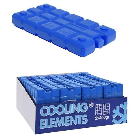 Pack 2 Enfriadores Para Neveras Portatiles 2X400Cl - NEOFERR
