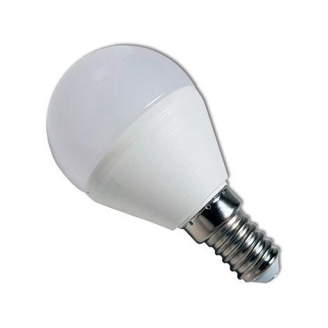 Pack 3 bombillas LED 5.5W P45 E14 2700K