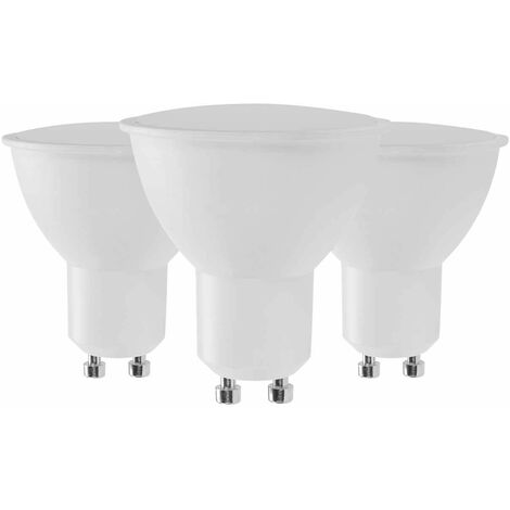 Pack 3 Bombillas LED GU10 Spotlight 8W Equi.60W 700lm Raydan Home