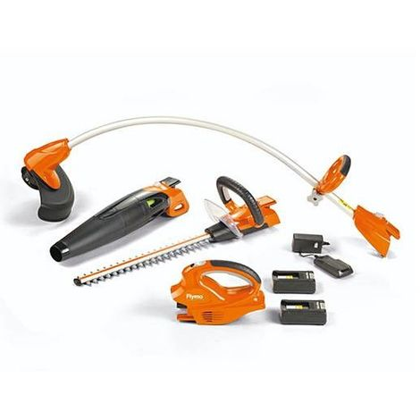 PACK 3 OUTILS INTERCHANGEABLES À BATTERIE - FLYMO