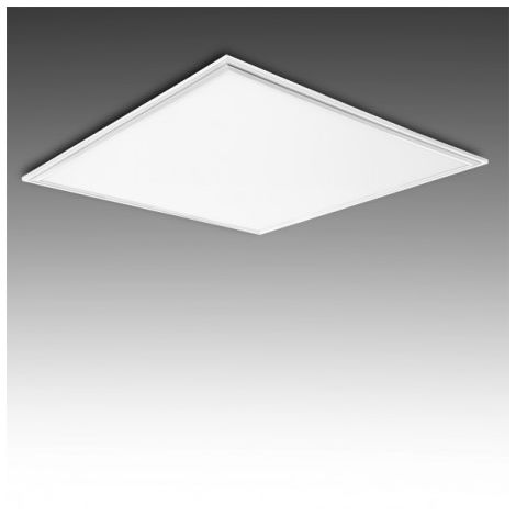 Pack 3 - Panel led 595x595x12 36W 3000K luz cálida 2380lm