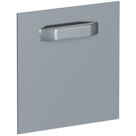Pack 4 plaques adhésives pour dibond et tableau - 10x10cm 4kg