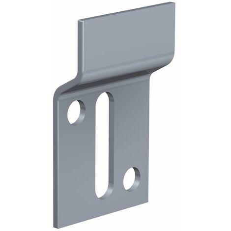Pack 4 supports muraux pour plaques Dibond - Accessoire Cimaise Artiteq