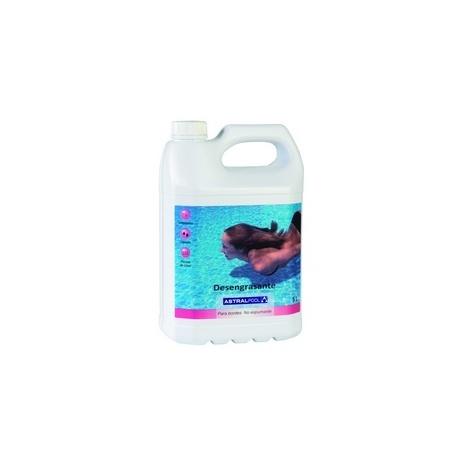 Pack 4 x Desengrasante de bordes no espumante 5l Astralpool - Cod: 11426