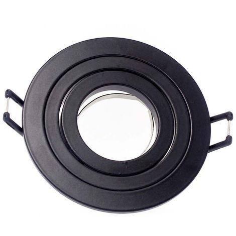 Pack 5 CLASSIC redondo negro
