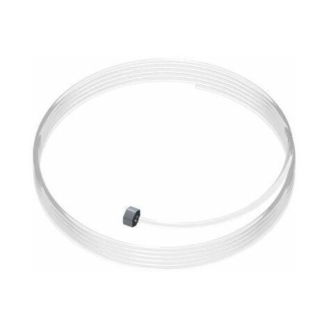 Pack 5 fils perlon transparents à cylindre 2 mm - Artiteq