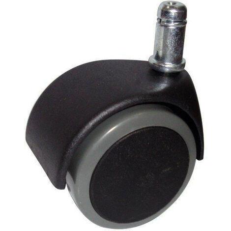 Pack 5 ruedas de parqué (perno 11 mm)