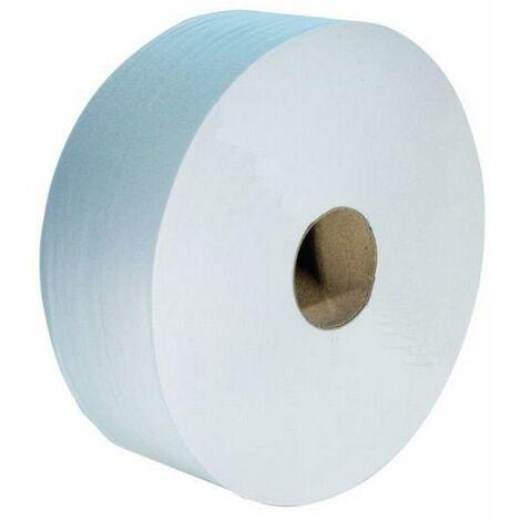 Pack 6 rouleaux de papier toilette maxi-jumbo gaufré - PWC00002