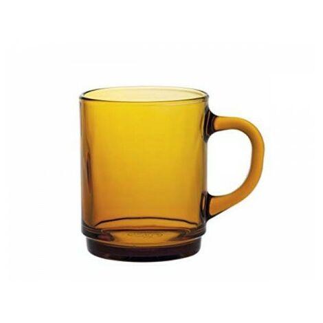 Pack 6 tazas mugs lys ambar 25 cl