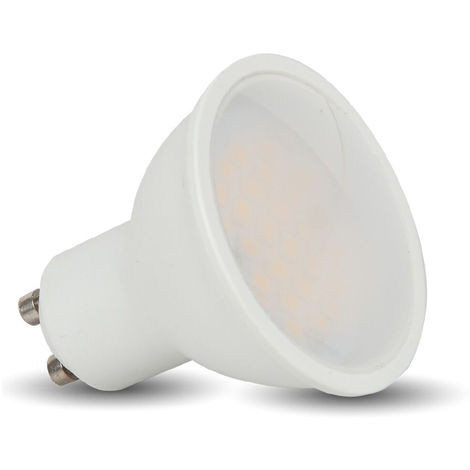 Pack Ahorro 3 Ud - Lámpara LED GU10 5W 110°