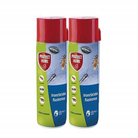 Pack Ahorro Insecticida SBM PROTECT HOME (BLATTANEX) contra Insectos Rastreros Domésticos - 2 x 500ml
