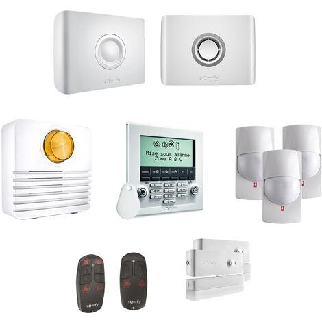 Pack alarme Somfy Protexiom Online Premium - Kit 1