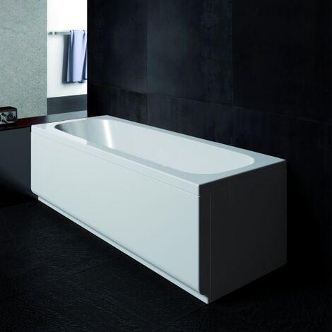 Pack Baignoire Flavia 150x70 avec tablier façade
