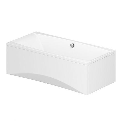 Pack baignoire Virgo 190x90 avec tablier Façade