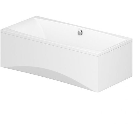 Pack baignoire Virgo 190x90 avec tablier façade et retour