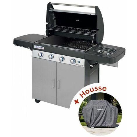 Barbecue Gaz Campingaz 4 Series Classic Ls Plus 4 Brûleurs
