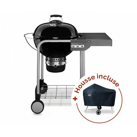 Pack Barbecue Weber Performer GBS + housse 7454