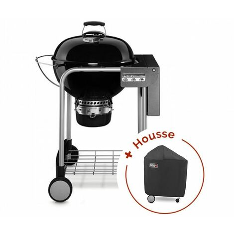 Pack Barbecue Weber Performer GBS + housse