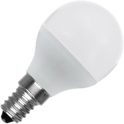 Pack Bombillas LED E14 G45 5W (5 un)