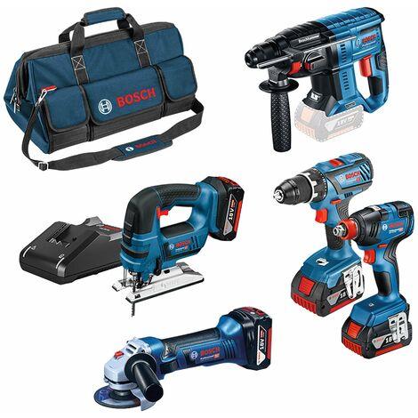Pack Bosch 0615990M0T 18V 4AH