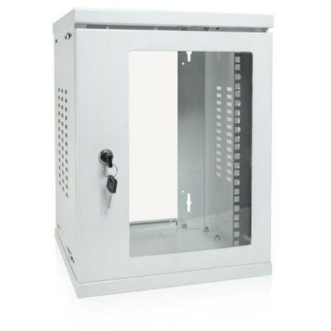 Pack coffret de communication VDI 10 blanc Cahors - Grade 3 - IP20 - RJ45