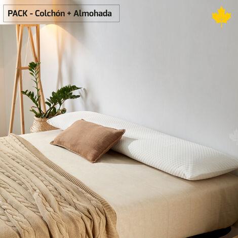 PACK: Colchón + Almohada