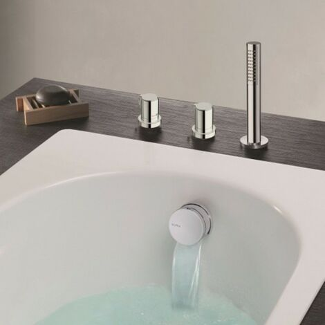 Pack Confort Bain Douche sur gorge NEW DAY - CRISTINA ONDYNA XE1420