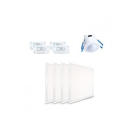 Pack Dalle Led Dimmable - vision-el