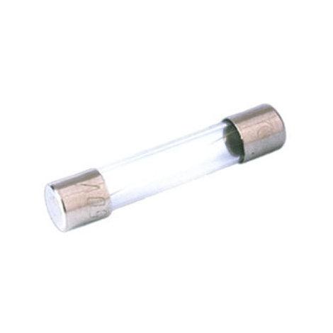 Pack de 100 uds Fusibles de Cristal de 6.3 x 32 mm de 16 A Electro Dh 06.115/F/16 8430552042975