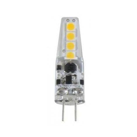 Pack de 2 Ampoules LED SMD G4 2W 3000K Blanc Chaud - ARCOTEC