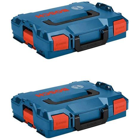 Pack de 2 Coffrets BOSCH L-Boxx 102