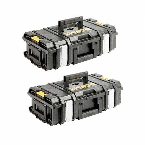 Pack de 2 Coffrets DeWALT DS150 (1-70-321)