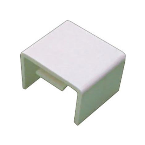 Pack de 20 uds Accesorios de montaje para minicanal 15 x 10 mm de color Marfil Electro Dh 48.015/U/M 8430552111992