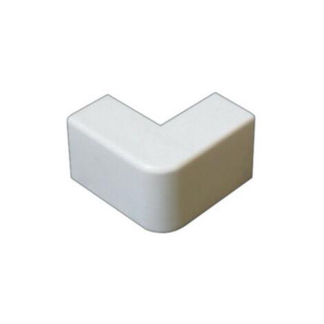 Pack de 20 uds Accesorios de montaje para minicanal 22 x 11 mm color Marfil Electro Dh 48.035/AE/M 8430552115129