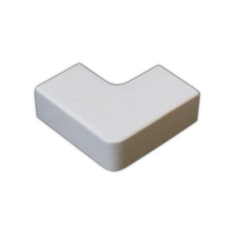 Pack de 20 uds Accesorios de montaje para minicanal 25 x 16 mm color Blanco. Electro Dh 48.030/AP/M 8430552112067
