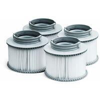 Pack de 4 filtres pour spa MSPA Camaro, Super Camaro, Alpine 4 et 6, Silver Cloud 4 et 6, Bliss 6 et Mono 6