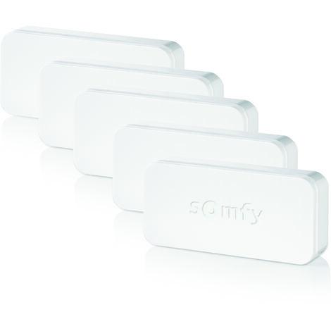 Pack de 5 détecteurs de vibration et d'ouverture IntelliTAG Somfy - 2401488