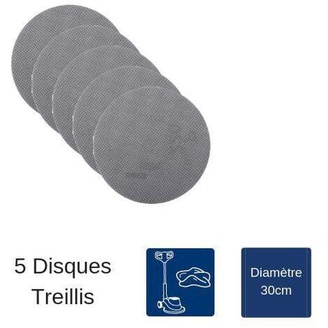 Pack de 5 disques treillis de ponçage - 300mm