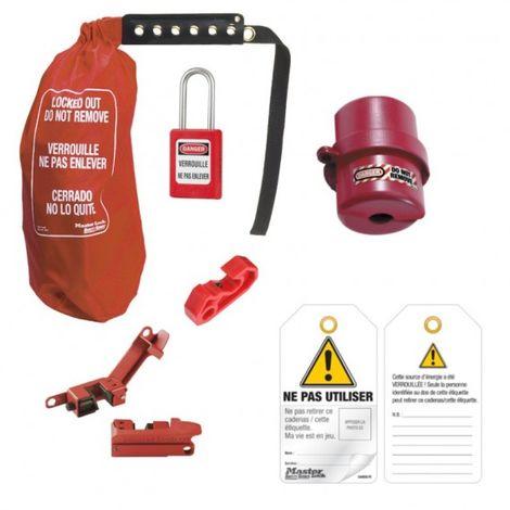 Pack de consignation électricien standard