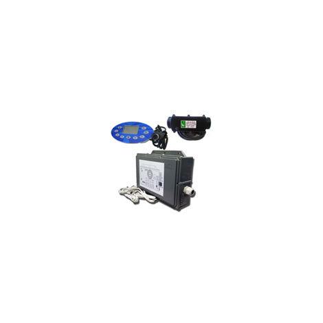 Pack de contrôle spa complet KL8600