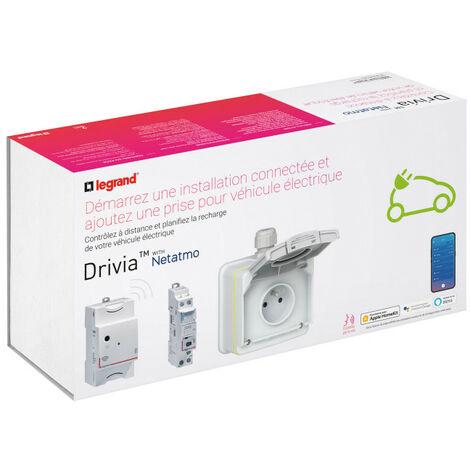 Pack de démarrage Green'up Access connecté avec prise pour véhicule électrique (090487)