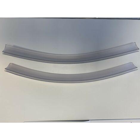 Novellini R80LOU250-K Barre de renfort dangle 25 cm chrome