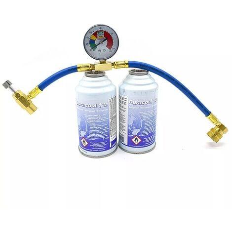 """main image of """"Pack de recharge Duracool 12a avec flexible pour climatisation R134a uniquement"""""""