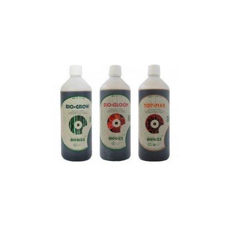 Pack d'engrais Biobizz 500 ml