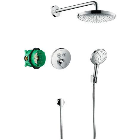 Pack Design ShowerSet Raindance Select S / ShowerSelect S chromé