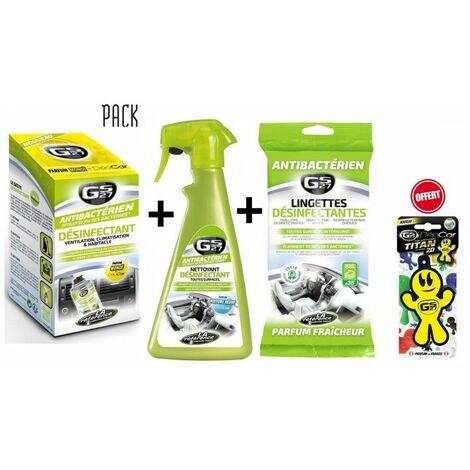 PACK désinfectant GS27 Produits et Accessoires 39.30